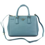 Prada Saffiano Blue 1801 Bag